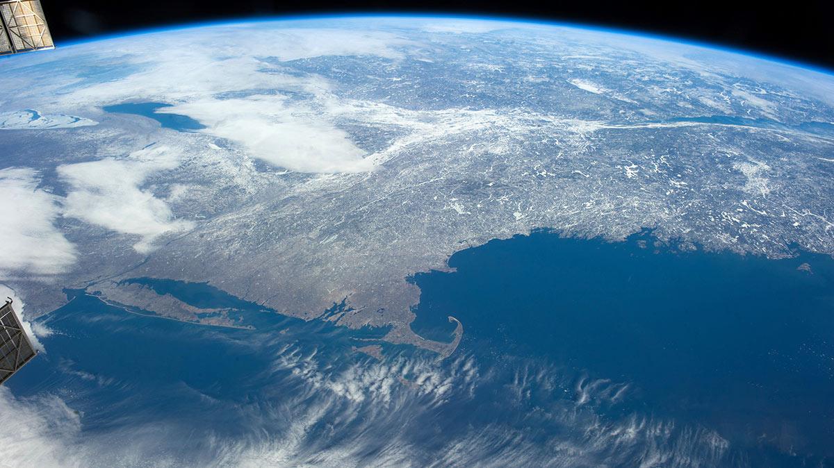 earth obs north america