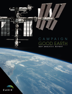 the ISS National Lab Gap Analysis Report