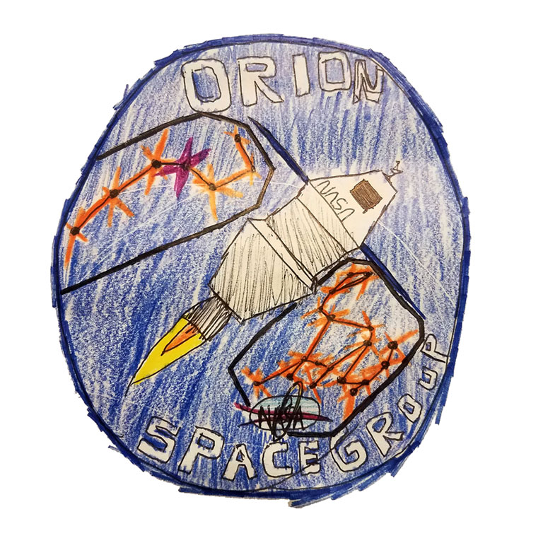Tanalee OrionDipper MissionPatch2
