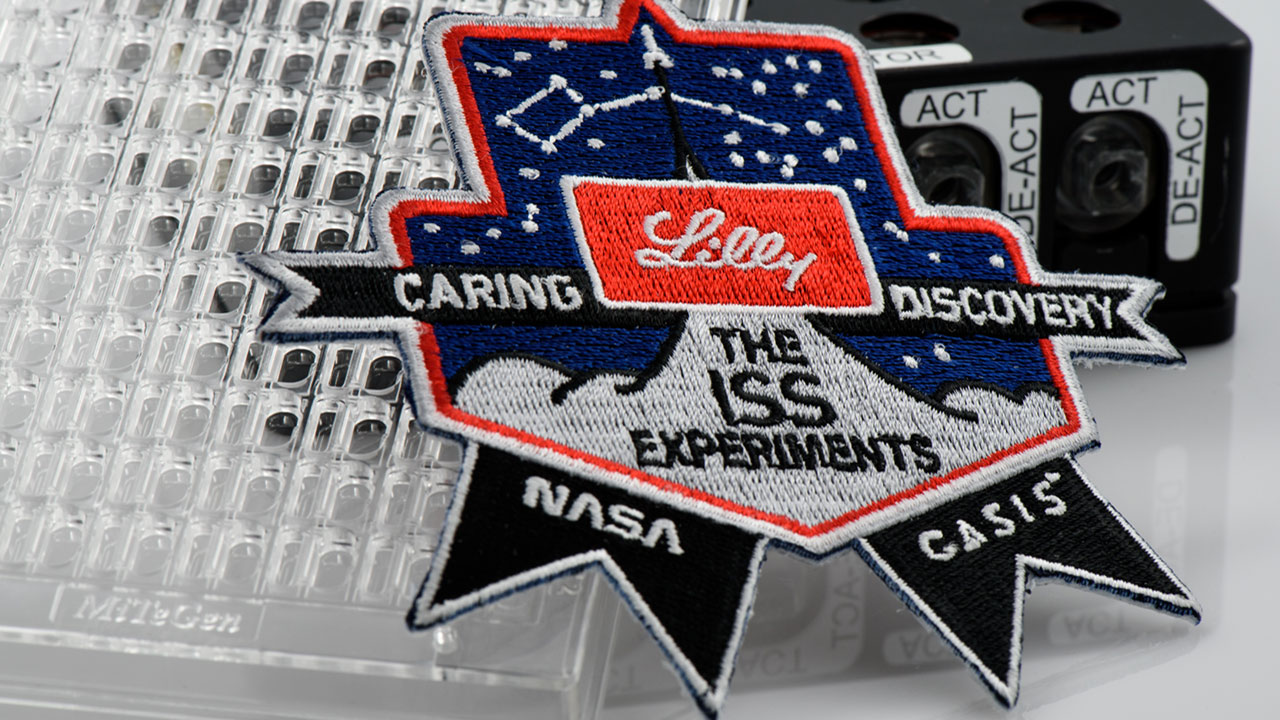 eli lily mission patch