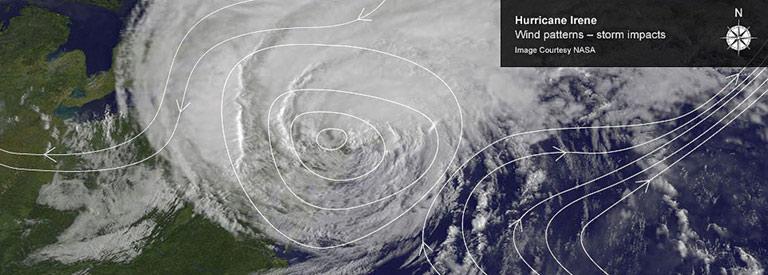 hico hurricane irene