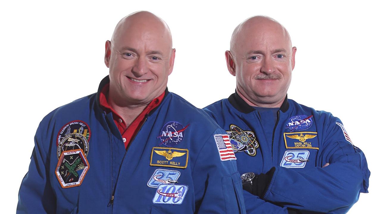 nasas twin astronauts