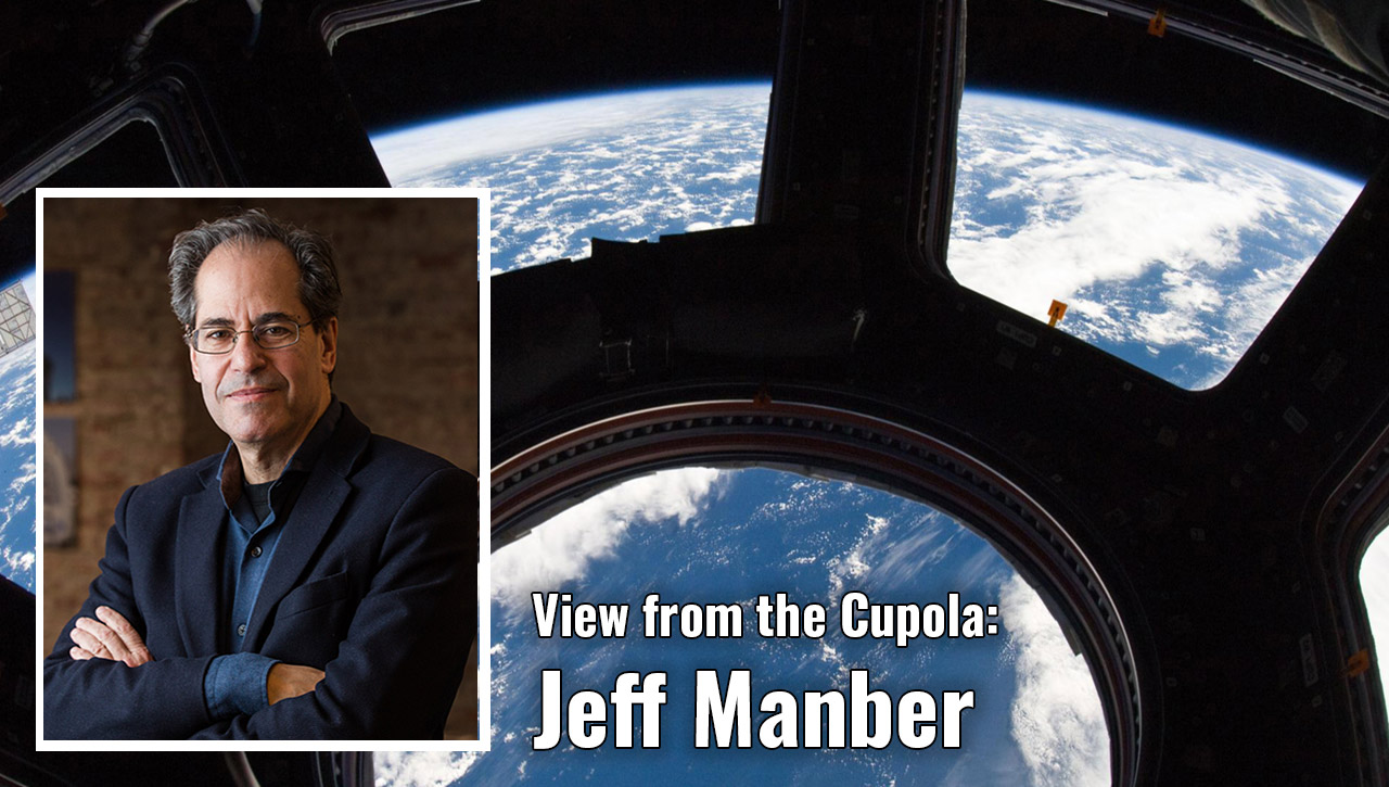 view from cupola jeff manber