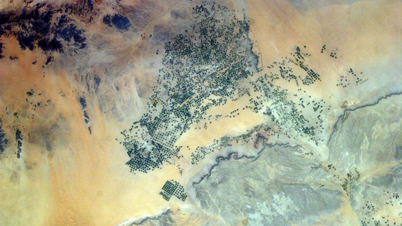 earthkam iss saudi arabia