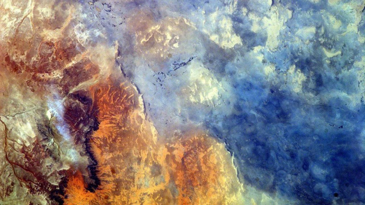 earthkam iss sudan
