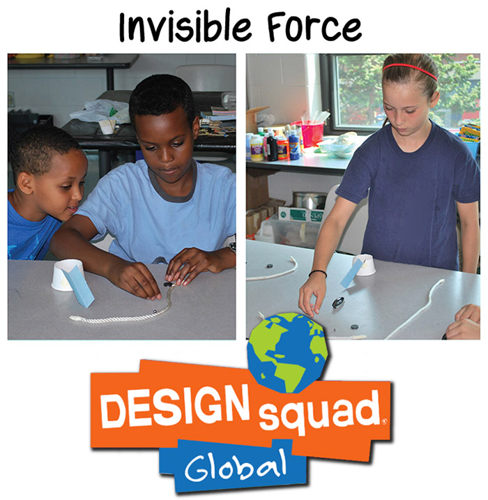 Invisible Force Design Squad Global