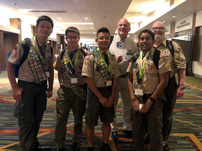 boy scouts NDC2
