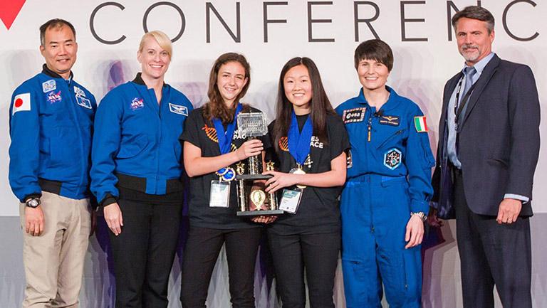 2017 genes in space winners 1
