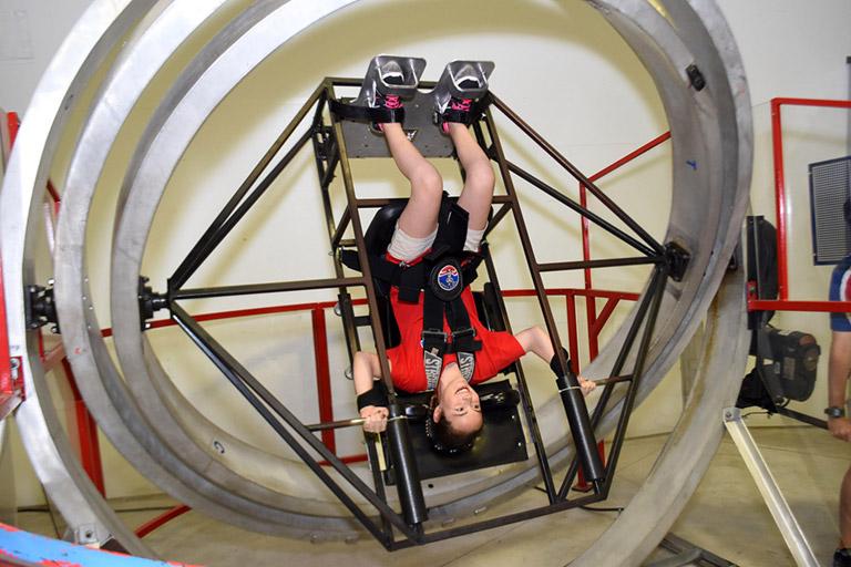 payton spacecamp gyro