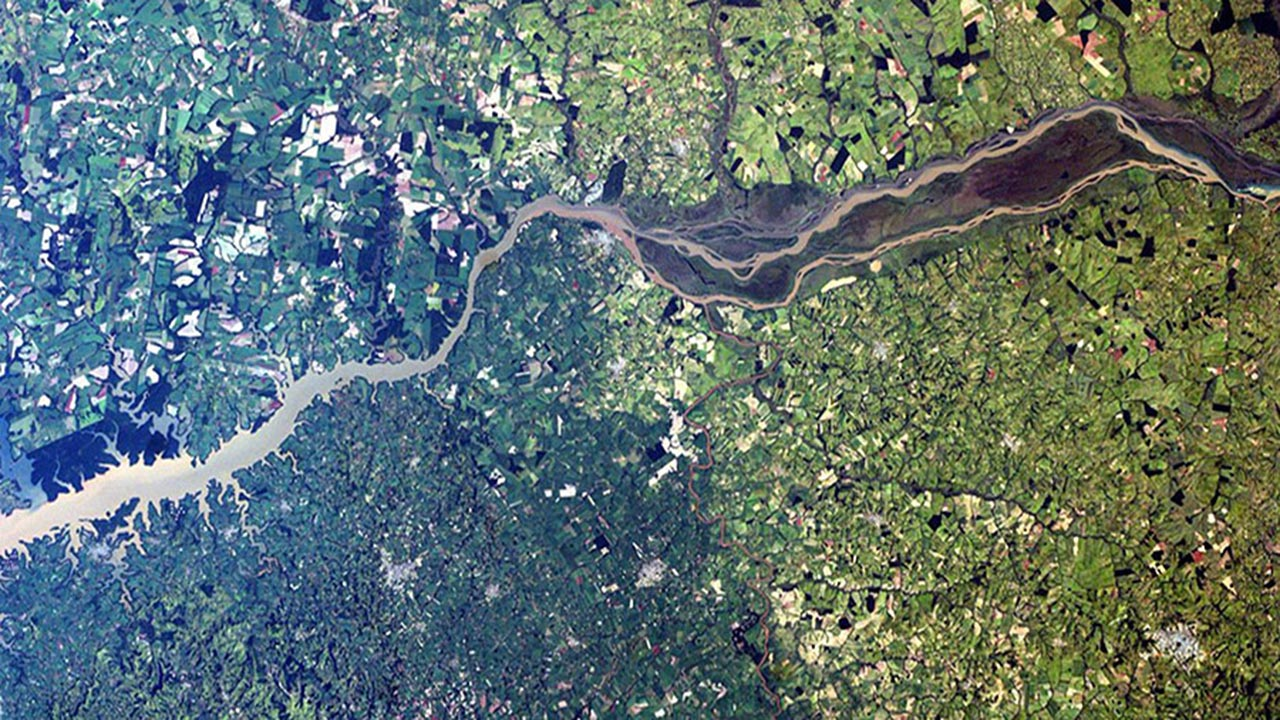 parana river south america earthkam