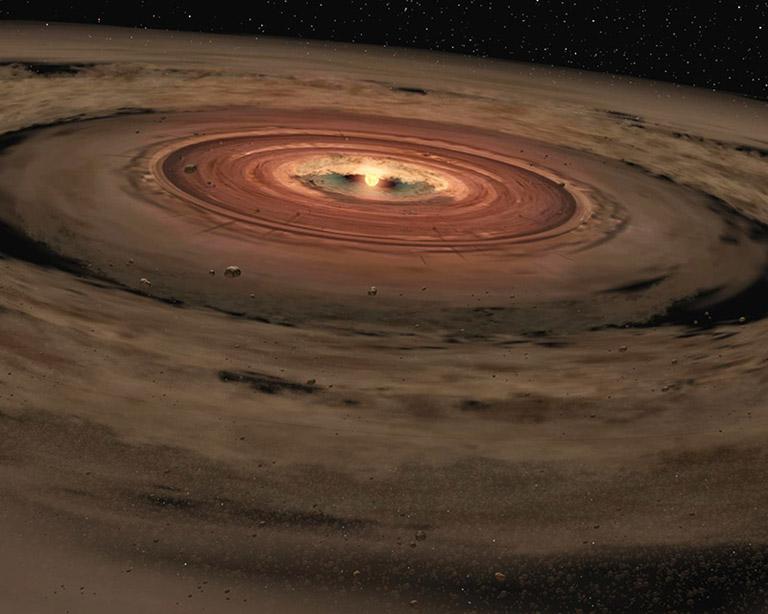solarsystemformation NASA JPL Caltech