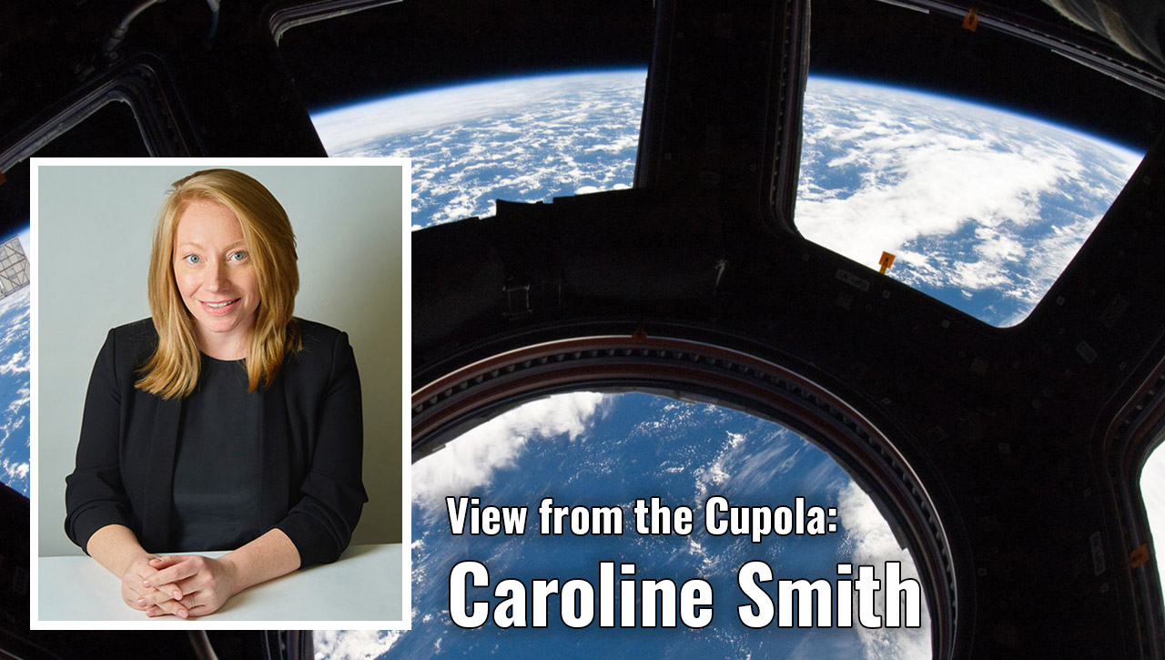 view from cupola caroline smith