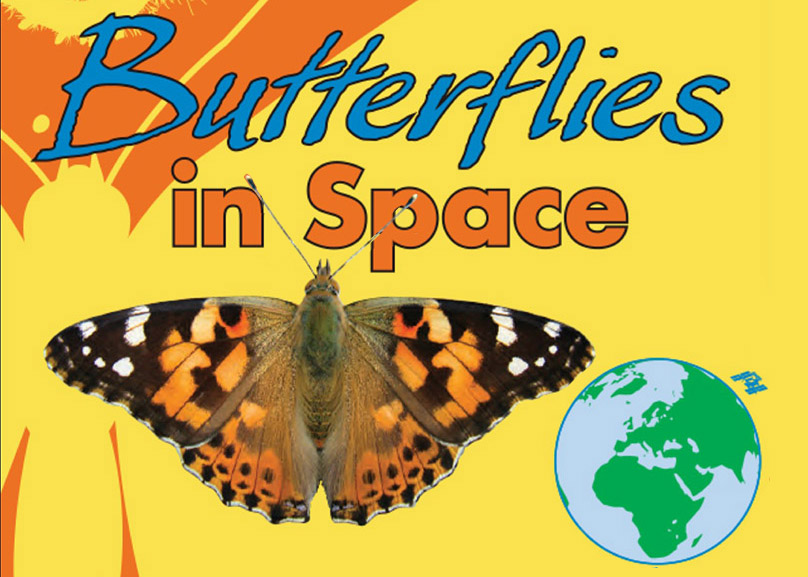 butterflies in space cover wider