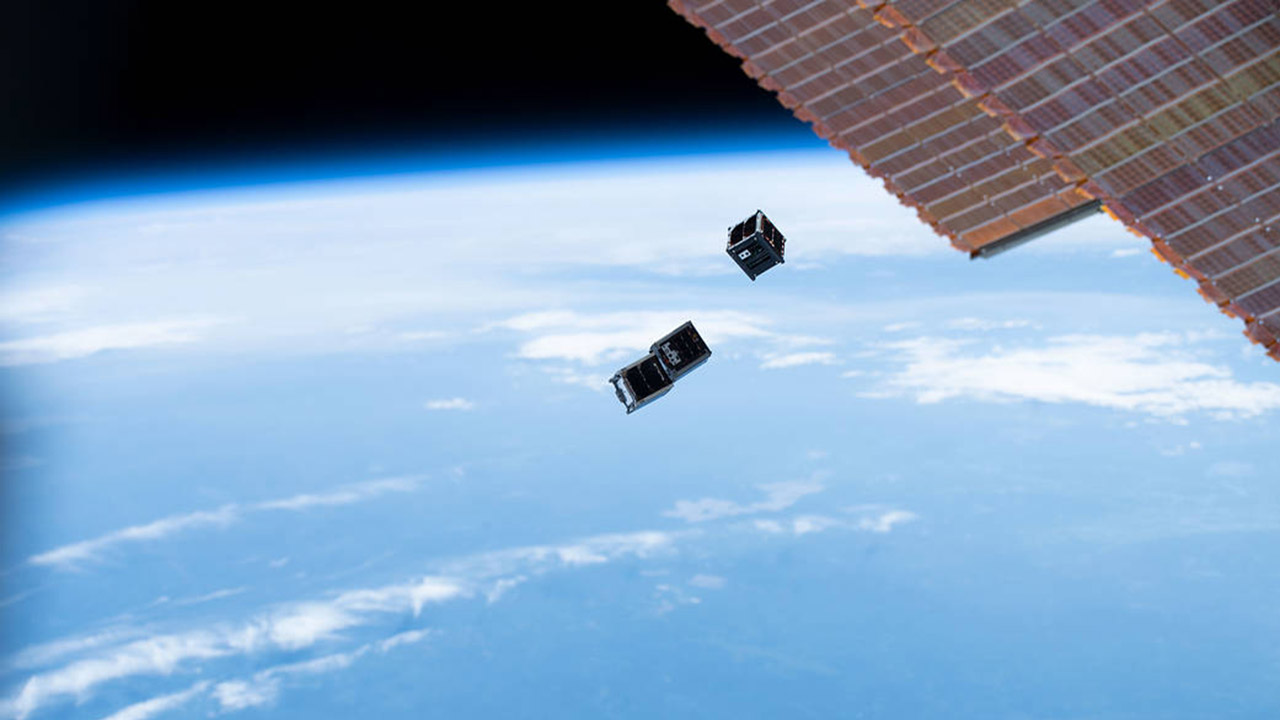 iss cubesats virginia university