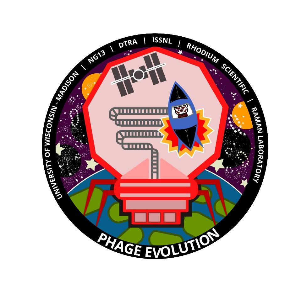 Rhodium Phage Evolution Patch