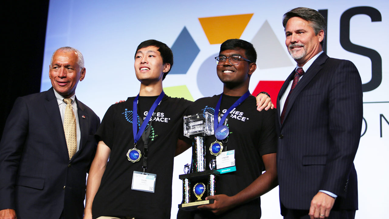 gis winners 2019 issrdc