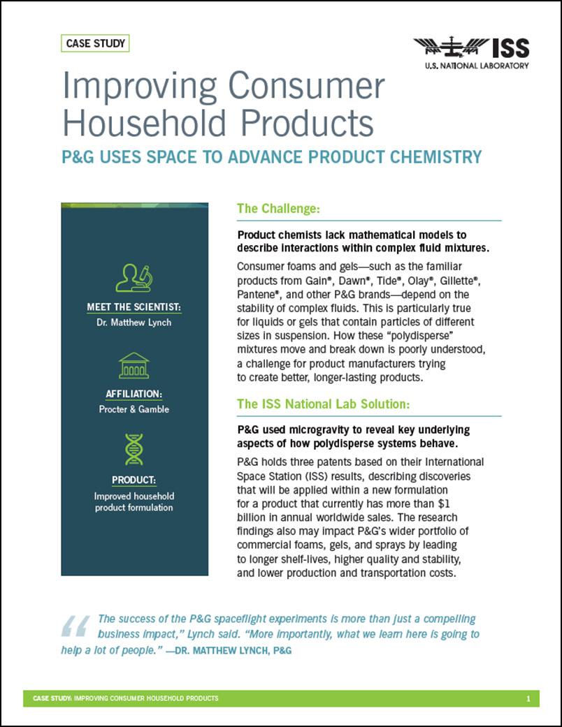case study pg consumer border
