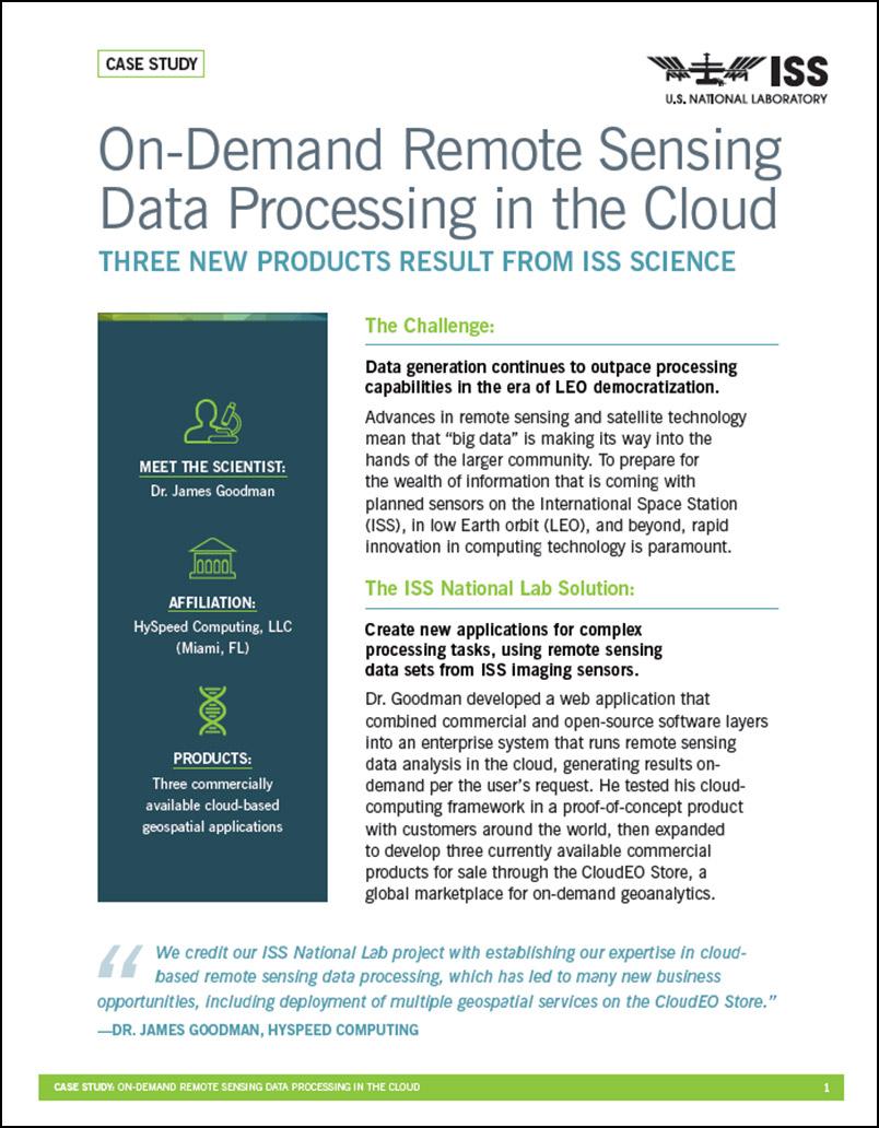 case study remote sensing border