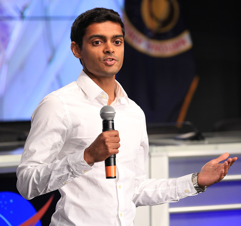 ARUNSharma 2016 launch newsconference squarish
