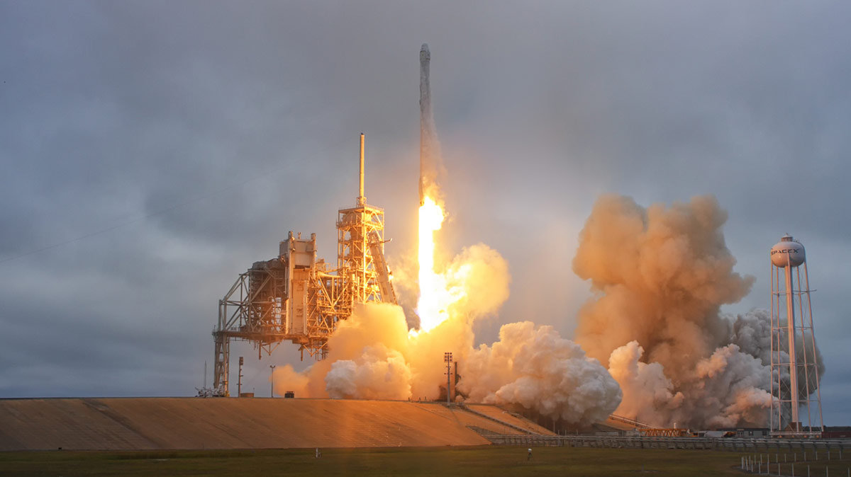 crs10 launch