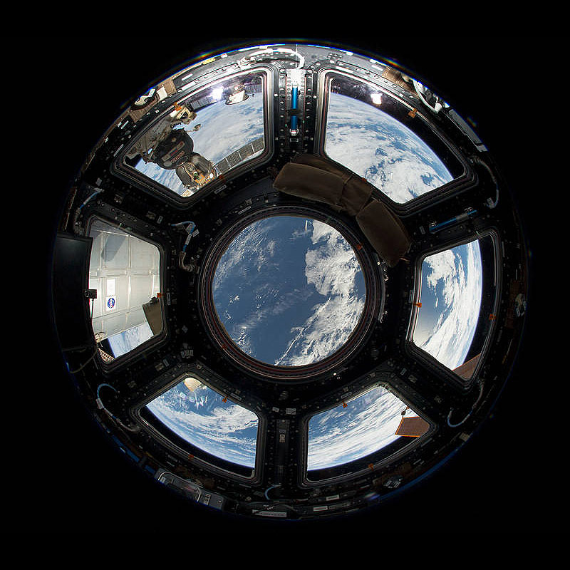 earth from cuploa