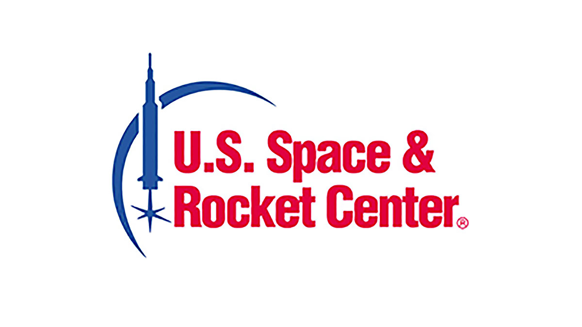 space and rocket center logo