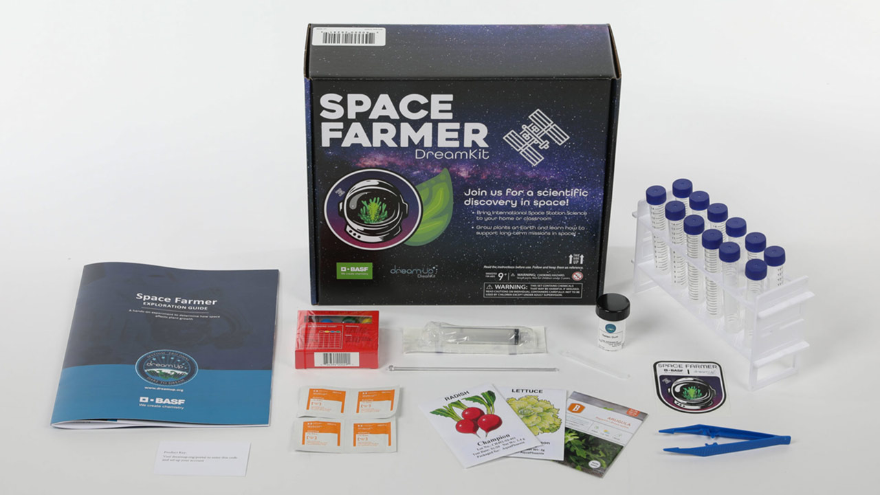 Space Farmer Kit