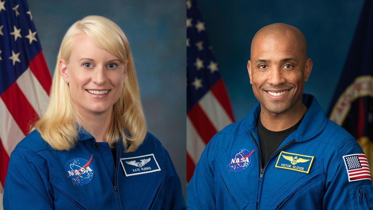 NASA Rubins Glover