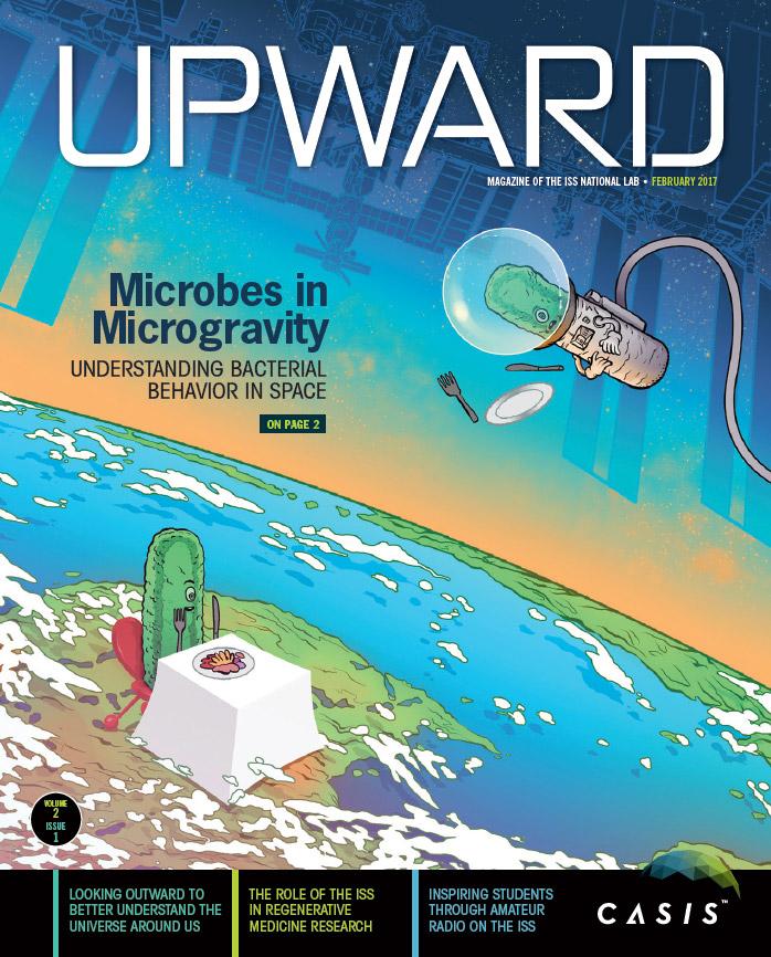 upward volume 2 issue 1 cover