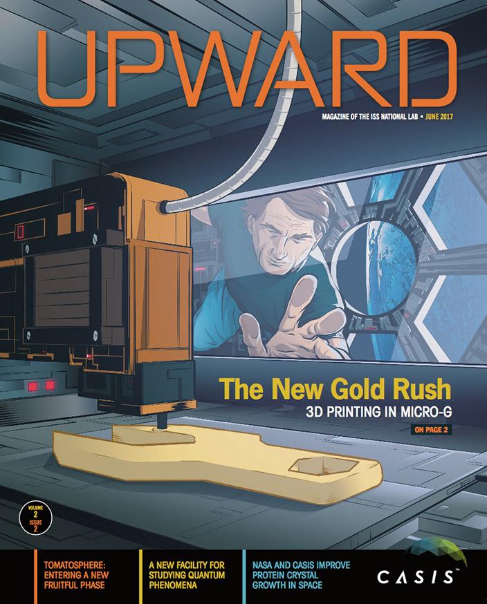 upward volume 2 issue 2 cover