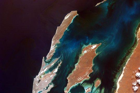 EarthKAM Australia Oceania