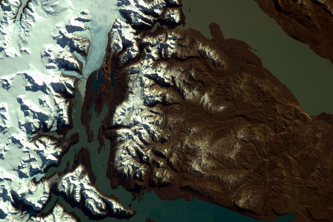 EarthKAM Patagonia
