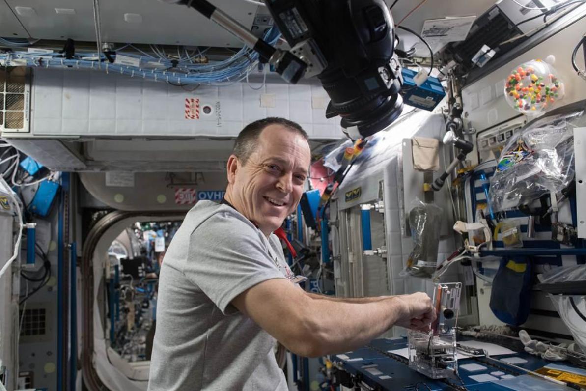 GIS astronaut fromGISpr