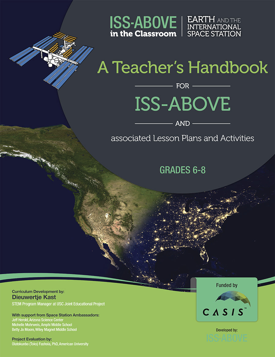 ISS Above curriculum