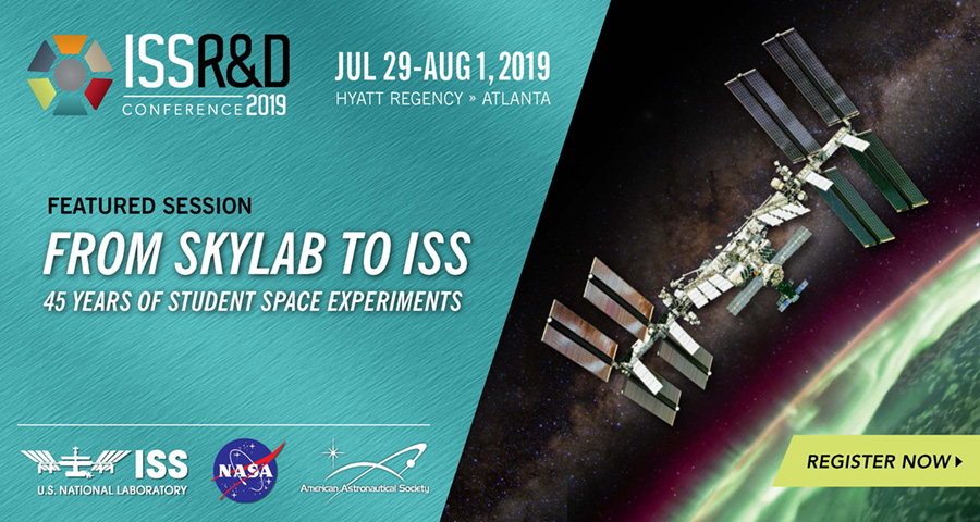 ISSRDC19 SkylabtoISS