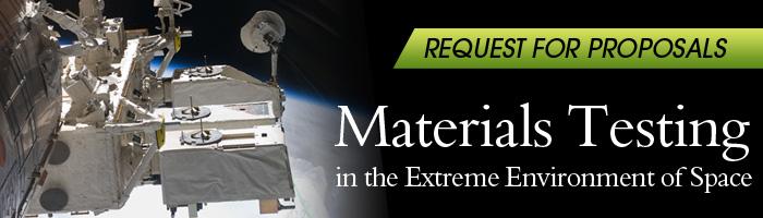 RFP Materials header