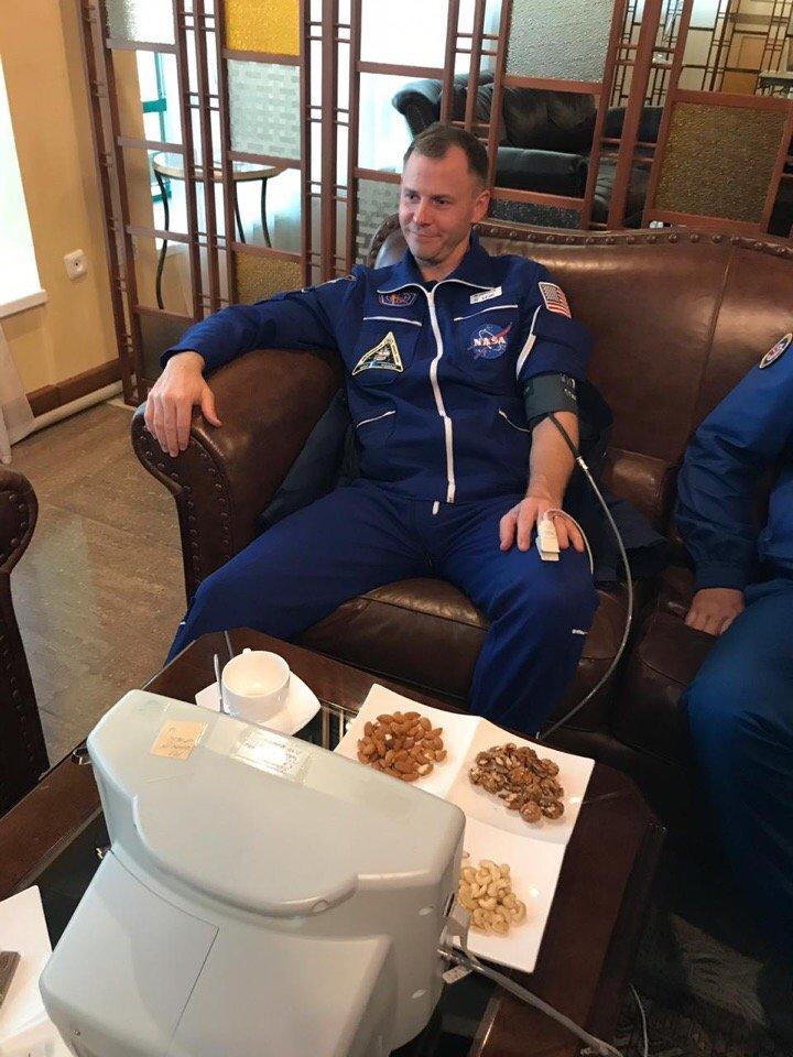 Soyuz Hague