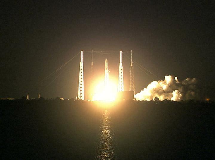 SpX crs 15 launch