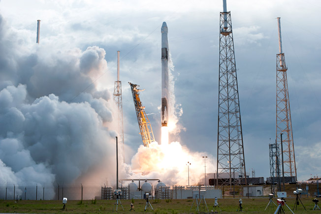 Spx14 launch