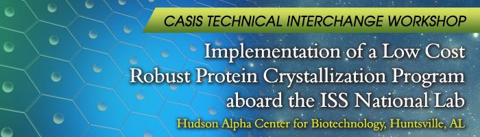 Workshop banner 2015 10 22 PCG Hudson Biotech