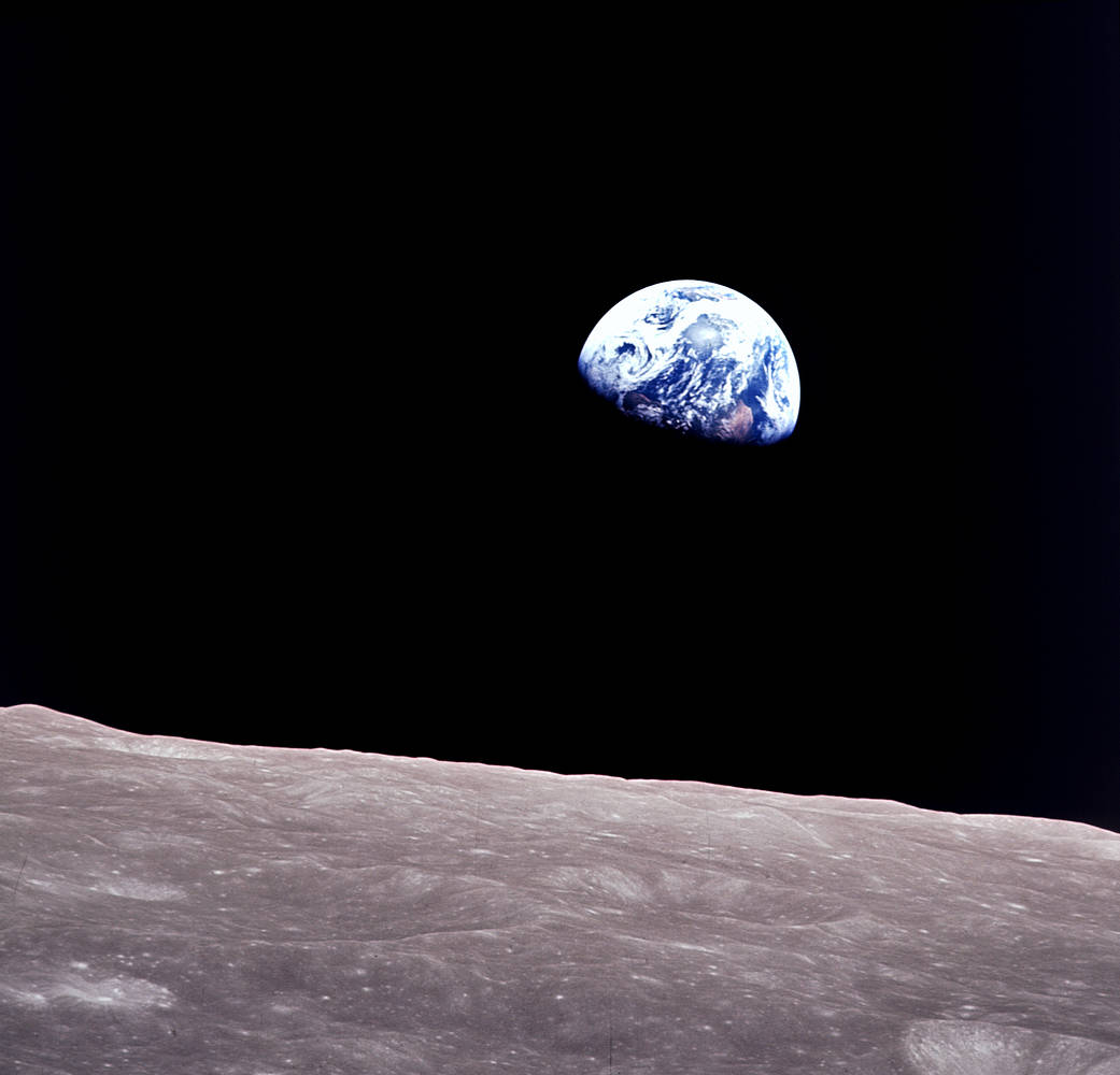 apollo08 earthrise