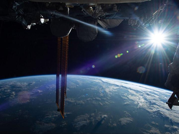 beutiful Earth ISS AnneMcClain 1