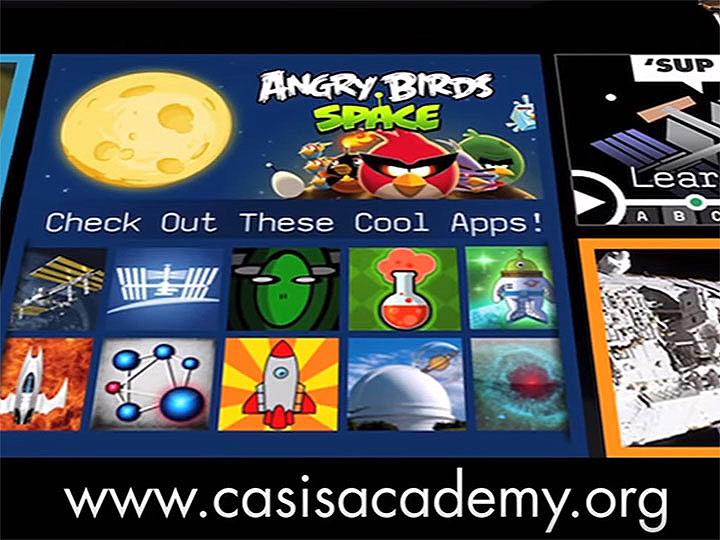 casis academy screenshot 2