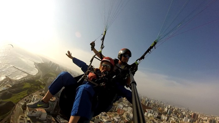 chiarella paragliding peru