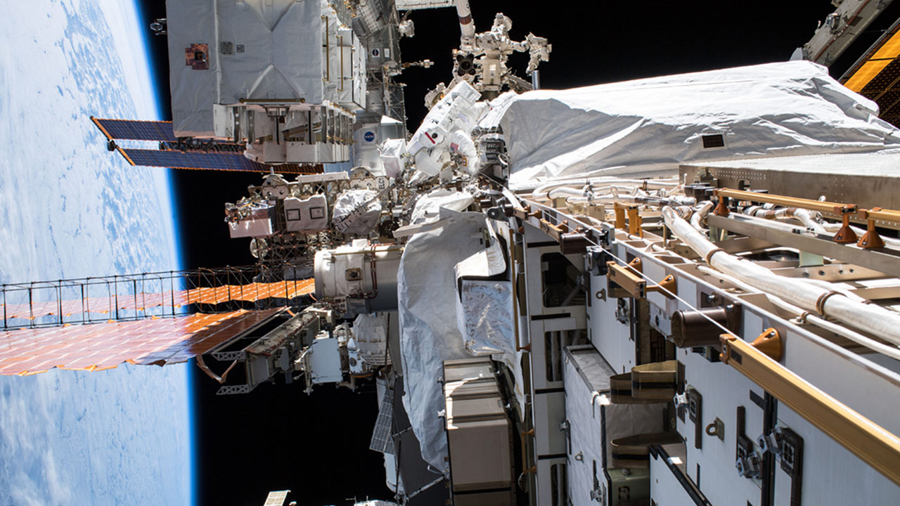 christina koch oct2019 spacewalk