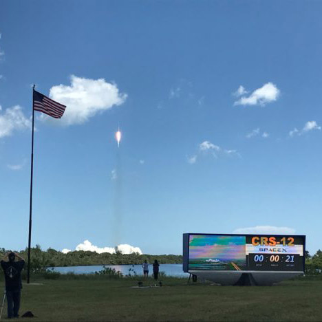 crs 12liftoff with clock