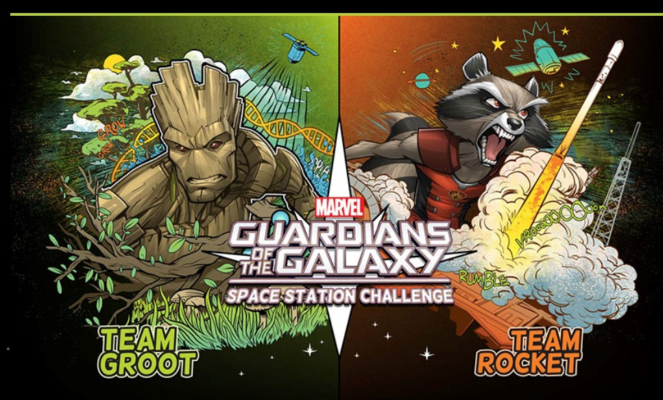 education blog Marvel Challenge