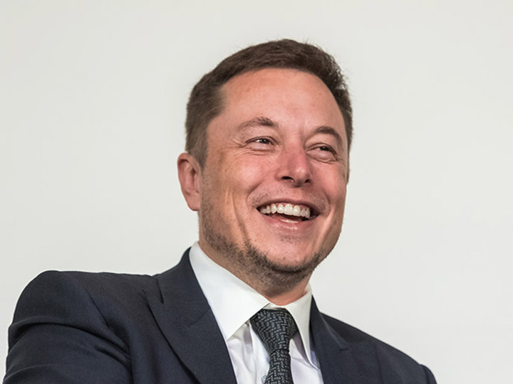 elon musk iss rd conference