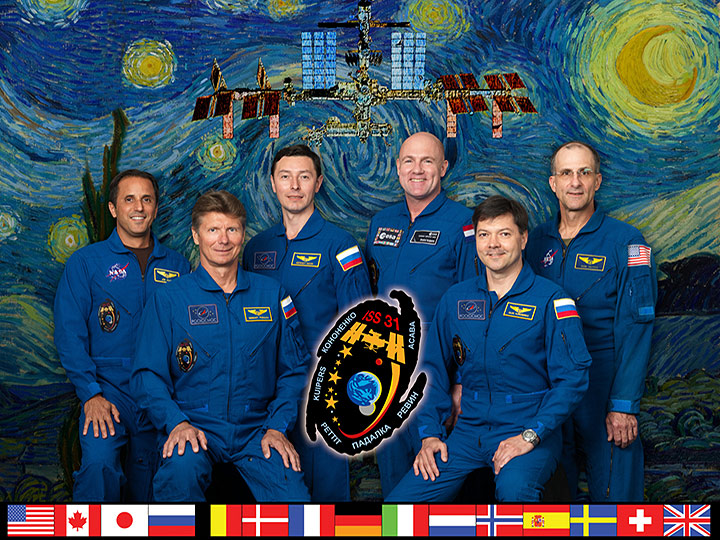 expedition 31 crew portrait