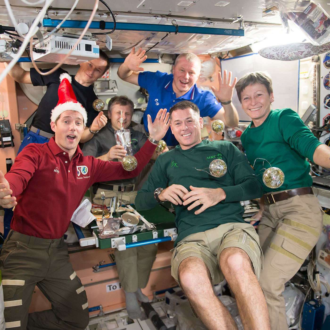 expedition 50 christmas